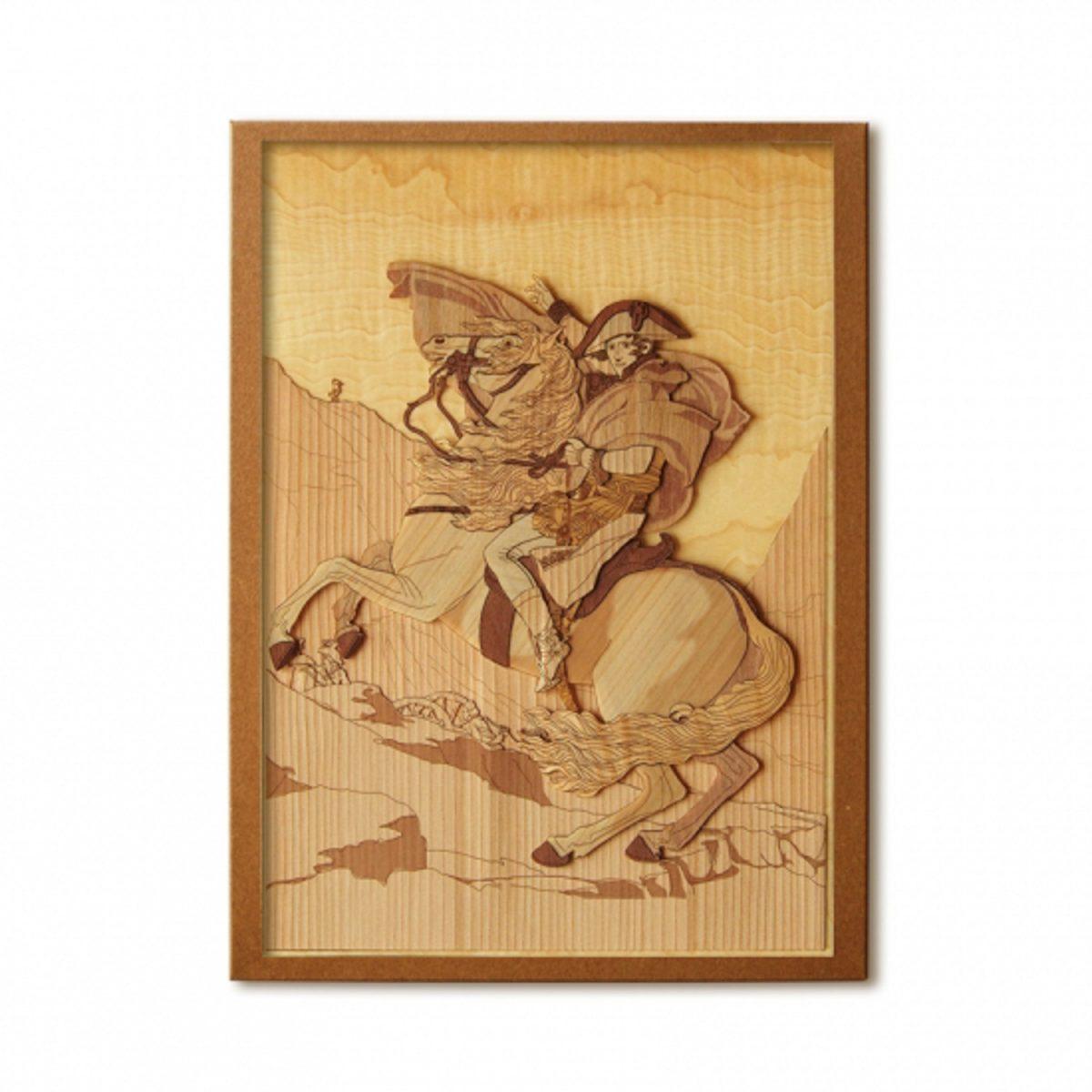 Набор Кихари «Бонапарт на перевале Сен-Бернар»