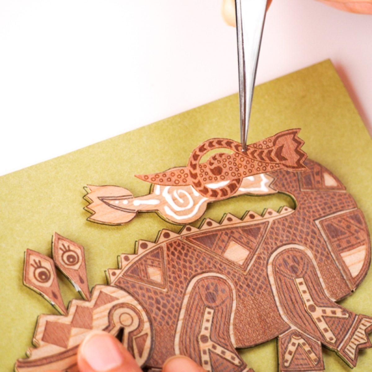 Набор «Крокодил»