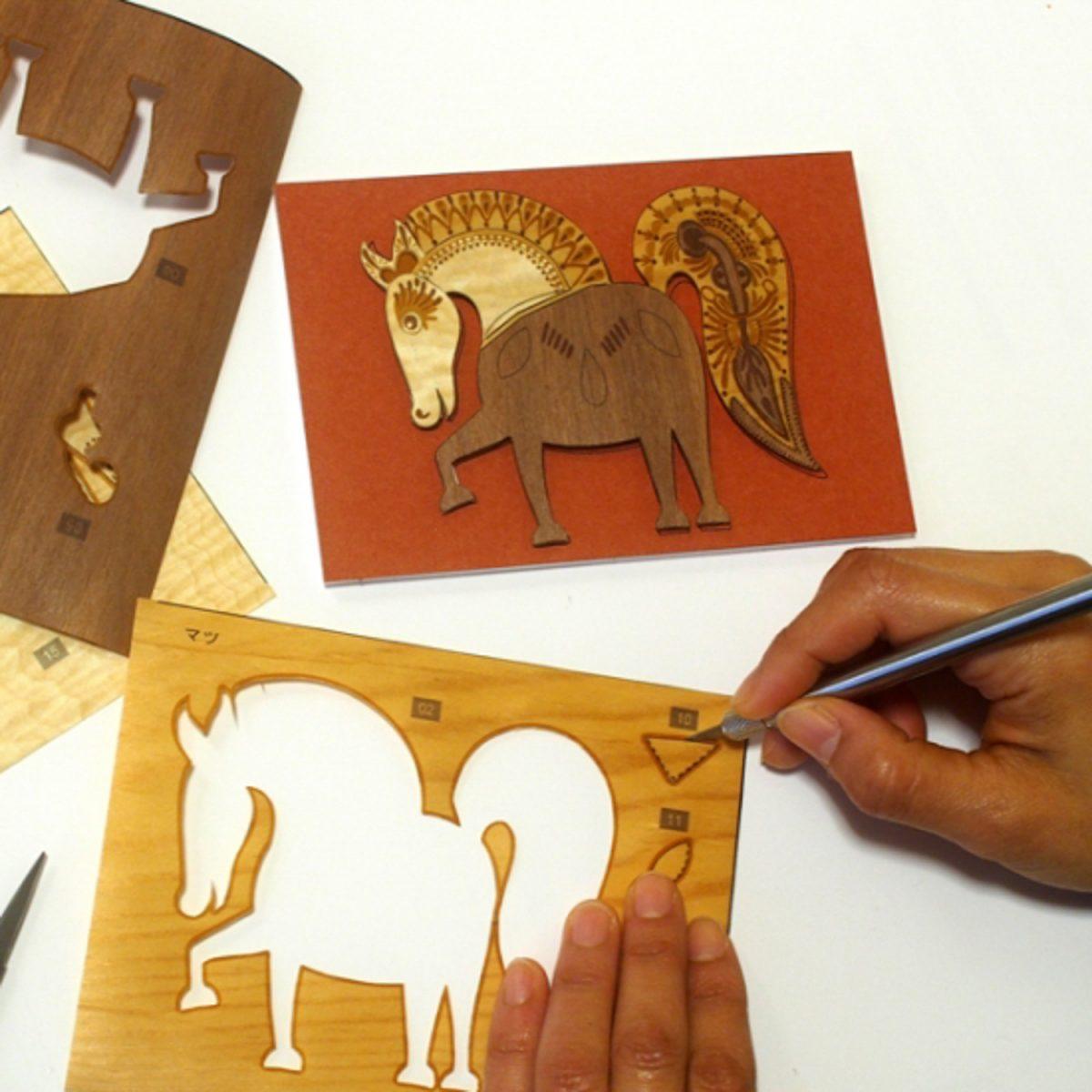 Набор «Золотая лошадка»