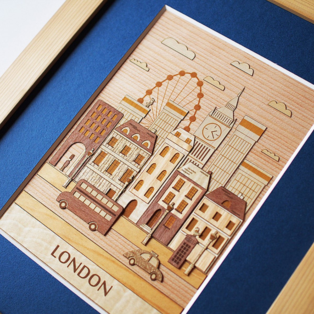 Набор «Лондон»