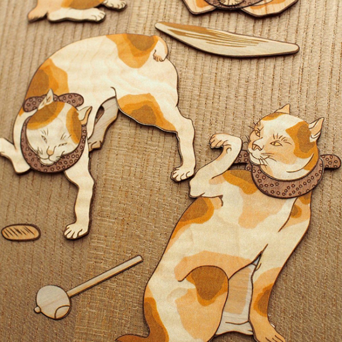 Набор «Коты 3»