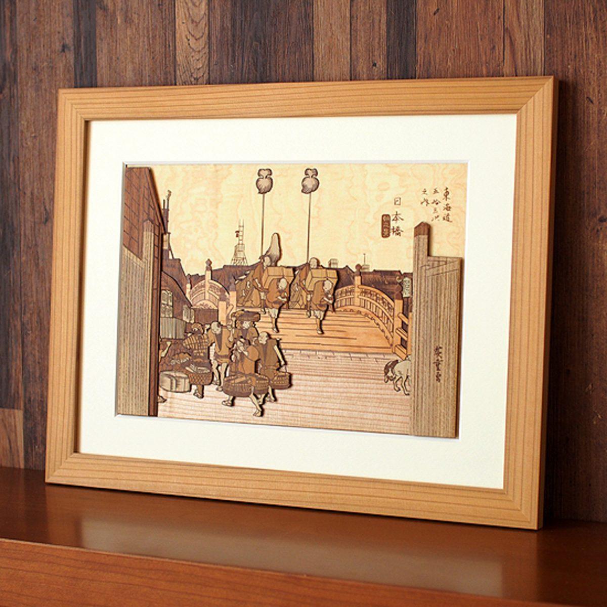 Набор «Отъезд из Эдо: Нихомбаси»