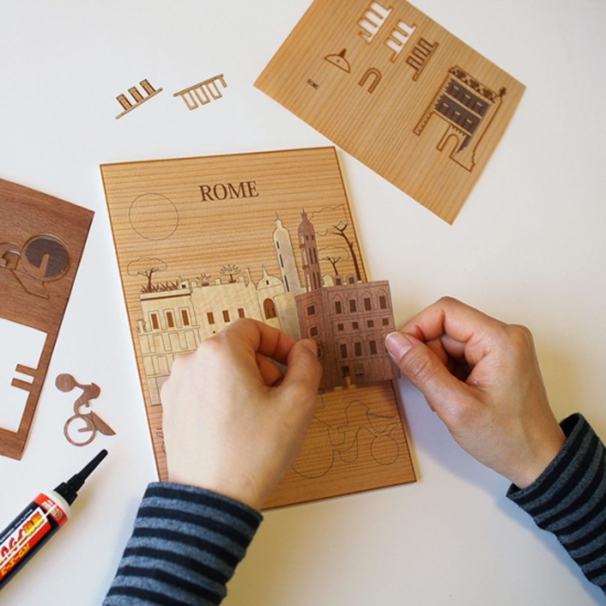 Набор «Рим»