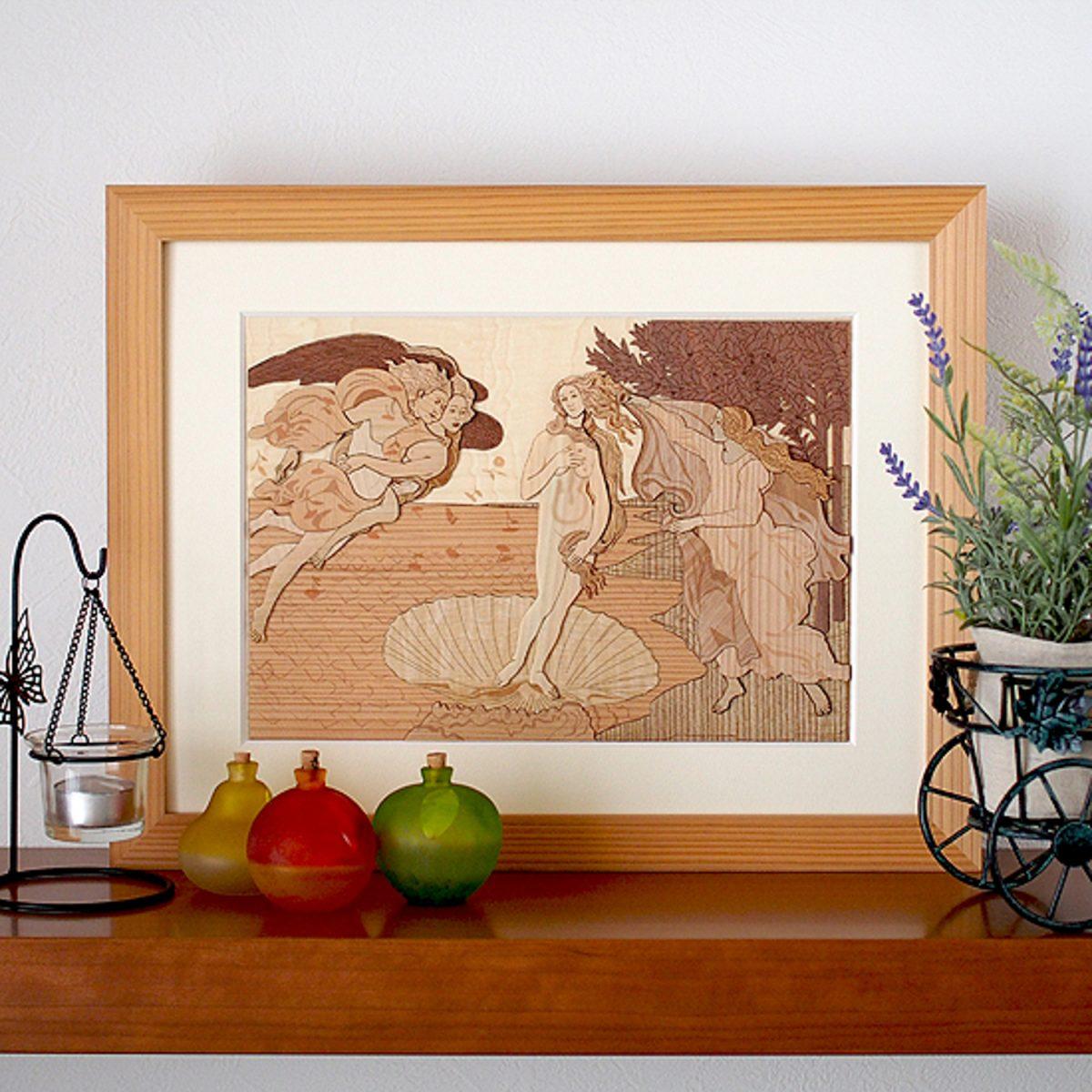 Набор Кихари « Рождение Венеры» Сандро Ботичелли