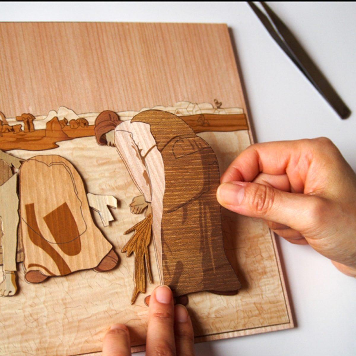 Сборщицы колосьев. Жан-Франсуа Милле