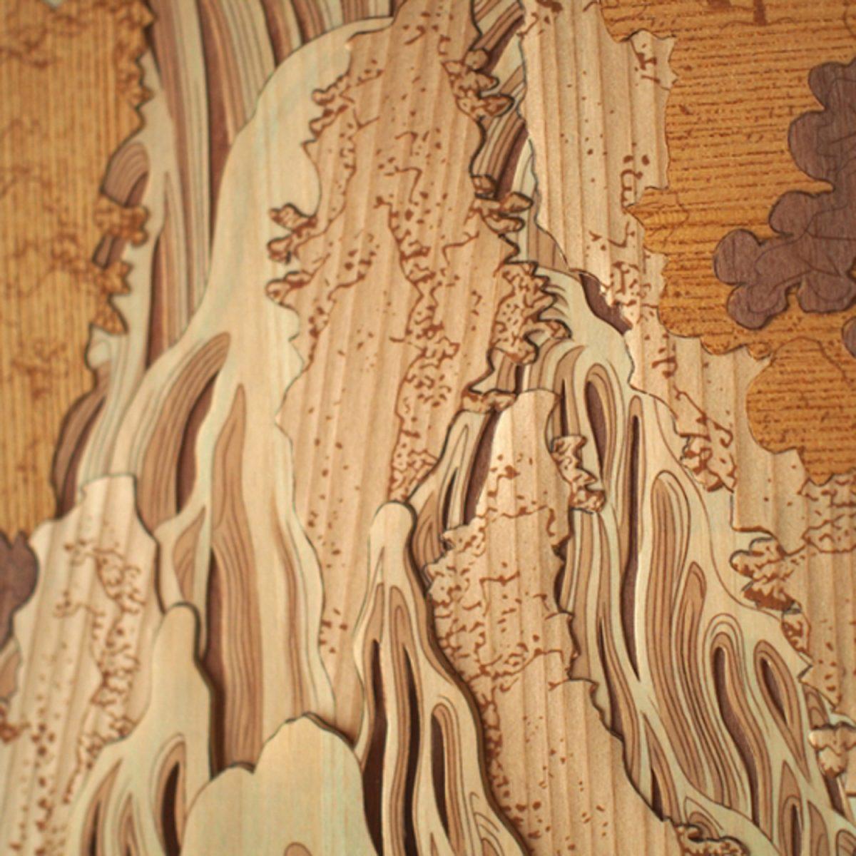 Набор «Водопад Кирифури»
