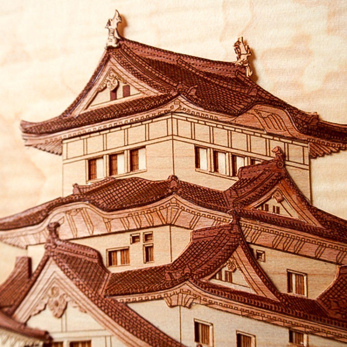 Набор Кихари «Замок Химэдзи»