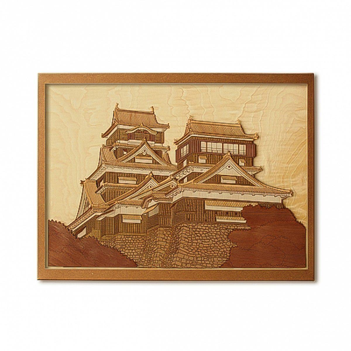 Набор Кихари «Замок Кумамото»