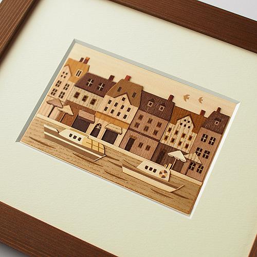Набор «Вид на Нюхавн, Копенгаген»