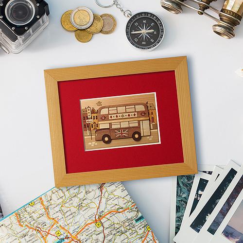 Набор «Лондонский автобус»