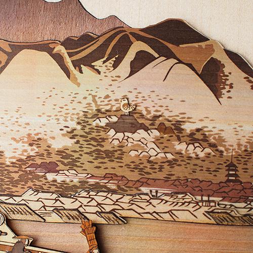 Набор Кихари «Прибытие в Киото»