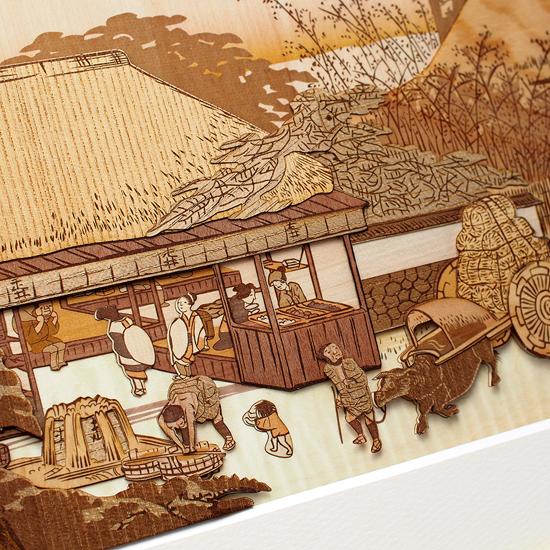 Набор «Станция Оцу»